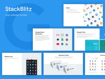 Mikhail Voloshin ⚡ / Projects / StackBlitz | Dribbble