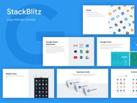 StackBlitz Logo redesign