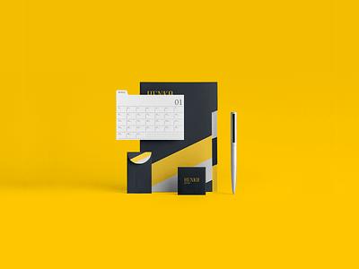 Brand - Henko Group illustration icon vector logo design branding