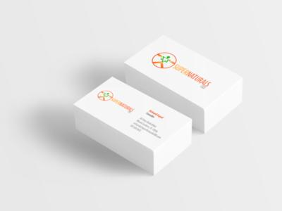 SuperNaturals CBD - Branding 2