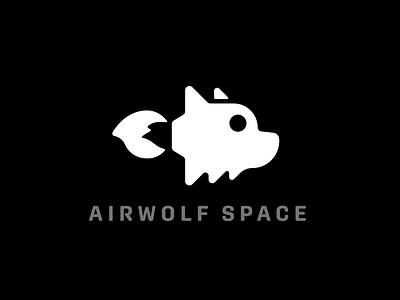 Airwolf Space logo