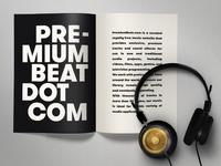 PremiumBeat brand book branding design royalty-free music premiumbeat