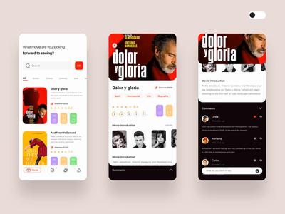 Film critics App