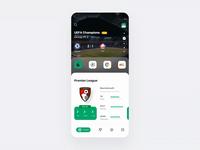 Football match App