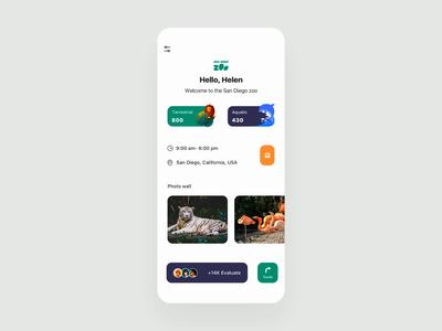 Zoo guide App