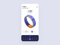 Sleep detector App