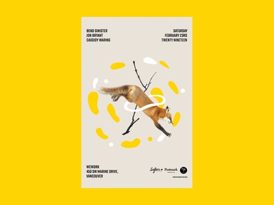 Sofar Music Event Poster #1
