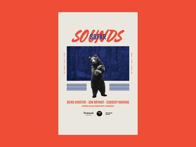 Sofar Music Event Poster #2