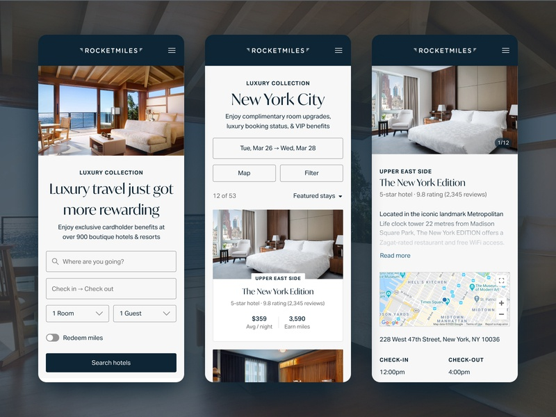 Luxury Hotel Collection Explorations