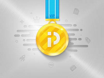 Medals vip pptv gold