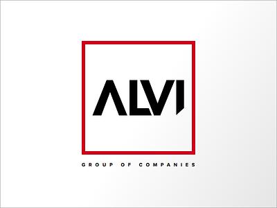 ALVI - Brand Identity identity brand minimal company logo corporate