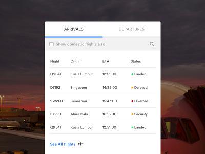 Flight Schedule nepal app flightschedule uxdesign uidesign