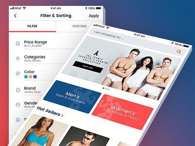 Ecommerce Mobile App mobileappdeveloper whatwearecooking uxdesign uidesign app ecommerce androidapp iphoneapp