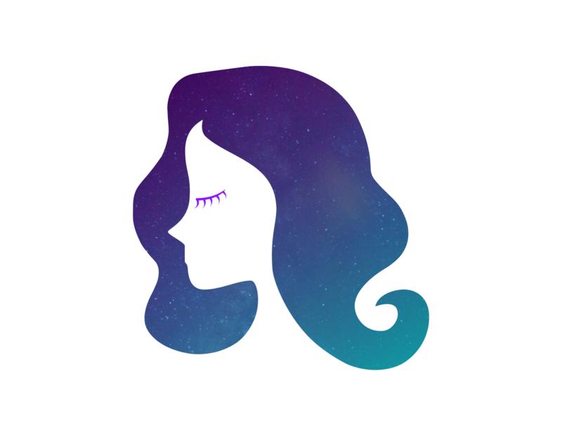 horoscope tarot 图标 logo icon design illustration card colour ux app ui