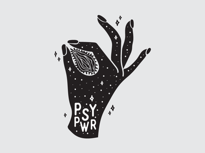 Psy Pwr feminism feminist women girls hands nails vagina black universe galaxy power pussy