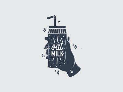 Oat Milk drink hand hands milk oat