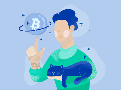 Cryptoworld cat character world crypto