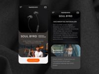 Beyerdynamic Mobile Design Concept