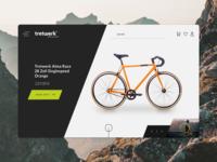 Tretwerk Webdesign Concept