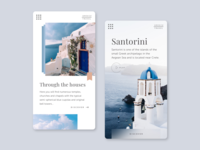 Mobile Web for Greece Travel