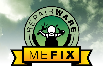 Repairware icons pictograms logo vector illustration