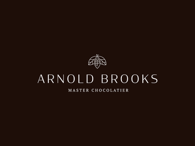 Chocolatier Logo logo luxury logo branding luxury chocolate