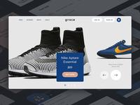 Grace UI Kit Ecommerce