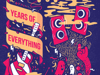 10 years of everything (detail)