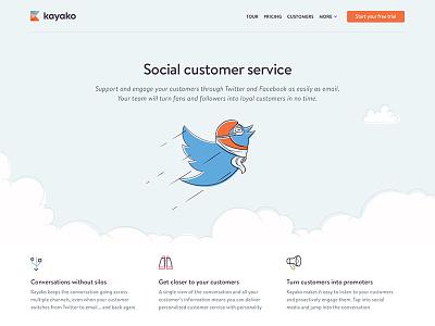 Social Customer Service kayako social