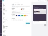 Messenger   admin   configure   v2