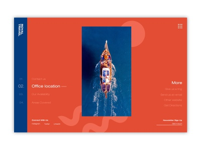 Contact page layout_07 ui creativedesign ux design uidesigner ui design webdesign web wordpress web design