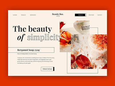 Beauty Website concept color palette beauty product graphic design beauty website uidesign uidesigner webdesigner best website beauty website design colors web wordpress ui interface design web design