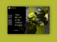 Tea House  ► Web Design