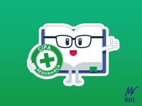 Book Mascot - CIPA