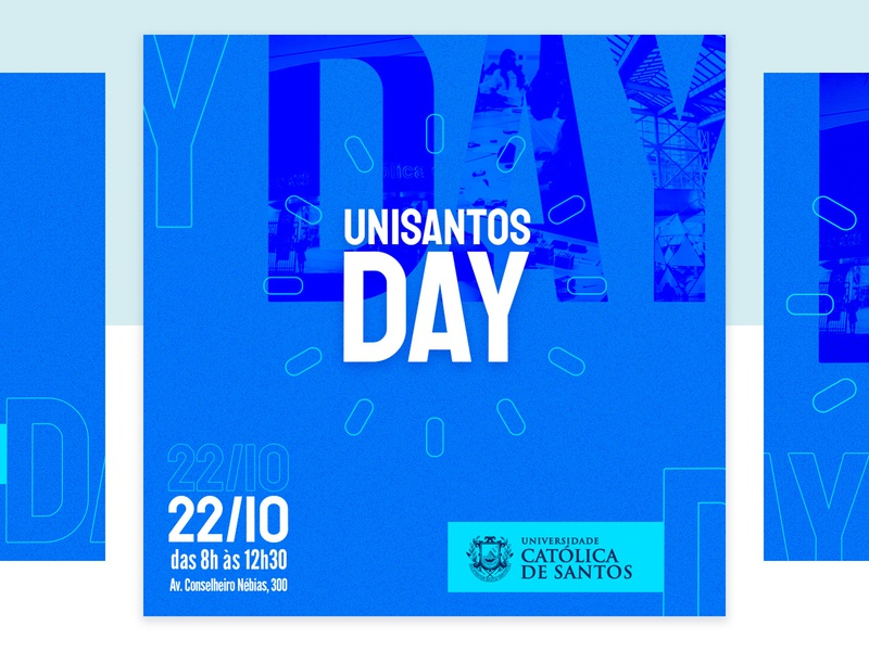 University Day branding graphic design