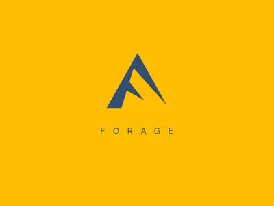 Forage Logo Concept