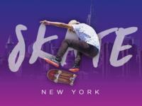Skate - New York