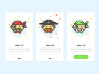 Pirates Onboarding