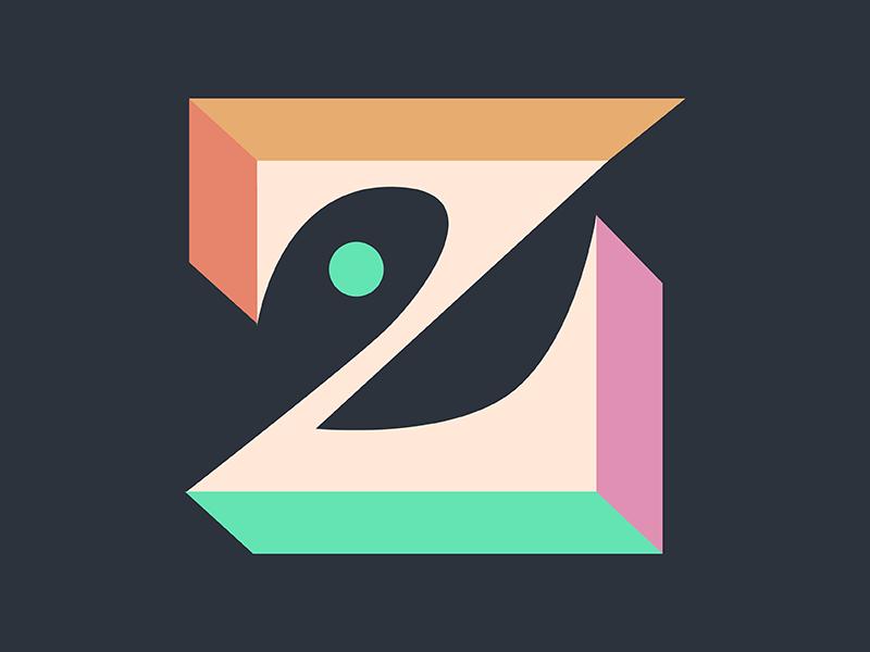 Z  type 36daysoftype lettering z