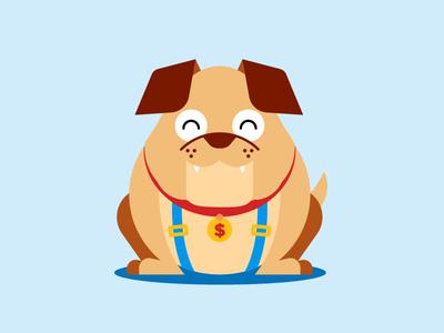 Pup Mascot