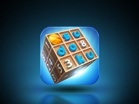 App Icon for Sudoku 3D
