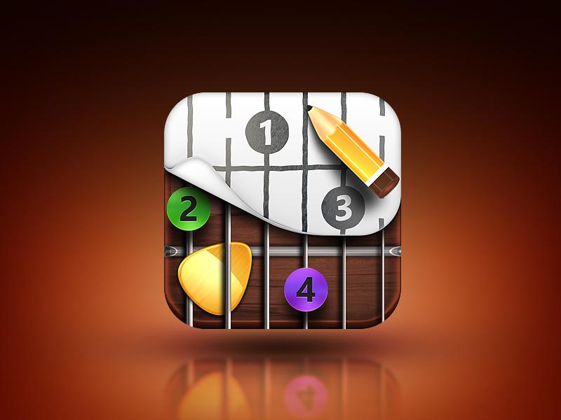 Chords Creator App by Arstan K  | Dribbble | Dribbble