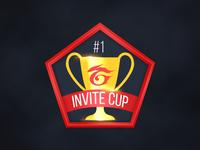 Logo for Garena Invite Cup