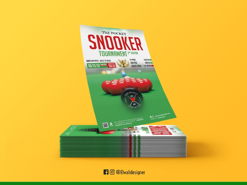 Flyer Snooker