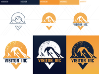 Logo Visitor