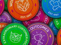 Godaddy Value Badges