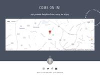 The Big Easy Website