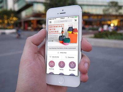 Fab App v6.4 fab ios7 iphone ipad app icons e-commerce ui color love helvetica gradient