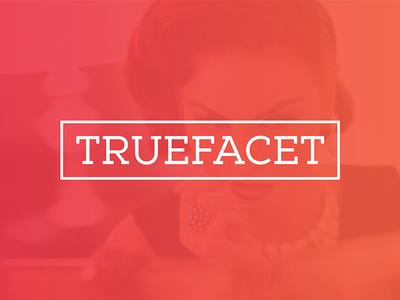 TrueFacet Logo