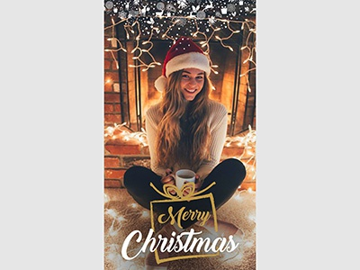 these christmas snapchat geofilters allow users to dress up a photo but only if they are in the right location they are also ready for your new year eve